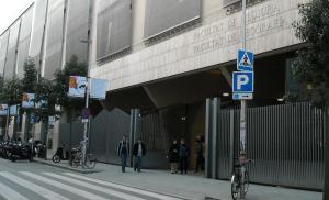Fachada de la Facultad de Geografía e Historia de la UB /JP